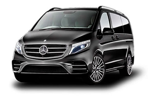 Mercedes Benz Viano 8 Seater